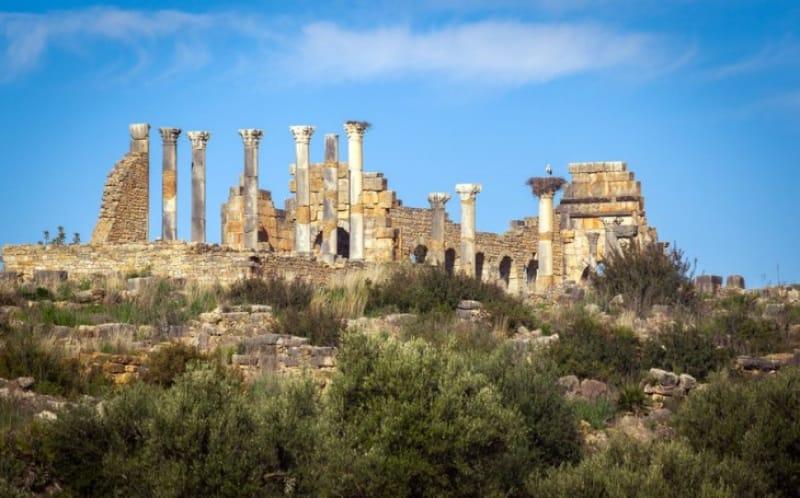 ローマ時代の所要都市