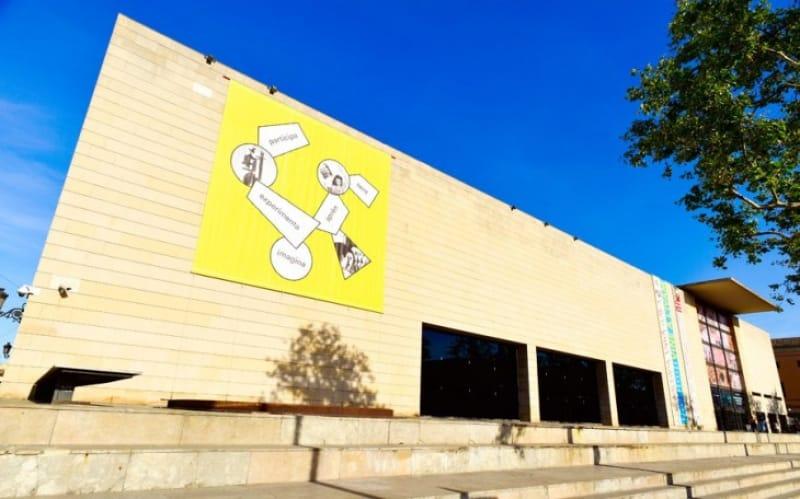 モダンアートを楽しむ「バレンシア現代芸術院」