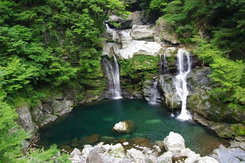 第4位 大轟の滝/徳島県