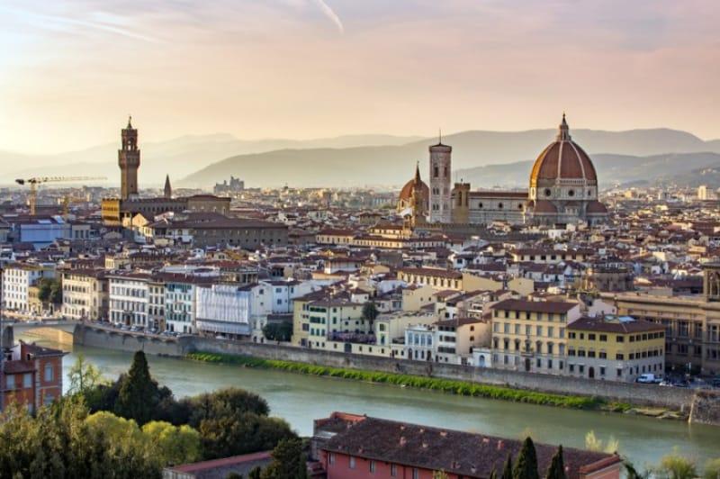 ルネサンスを生んだ花の都フィレンツェ/イタリア