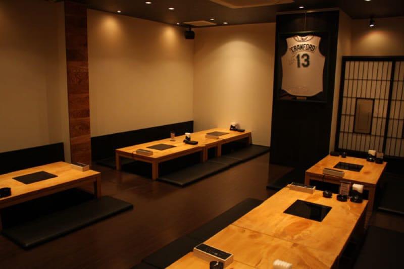 海鮮・相撲茶屋 うわじま場所 二番町店