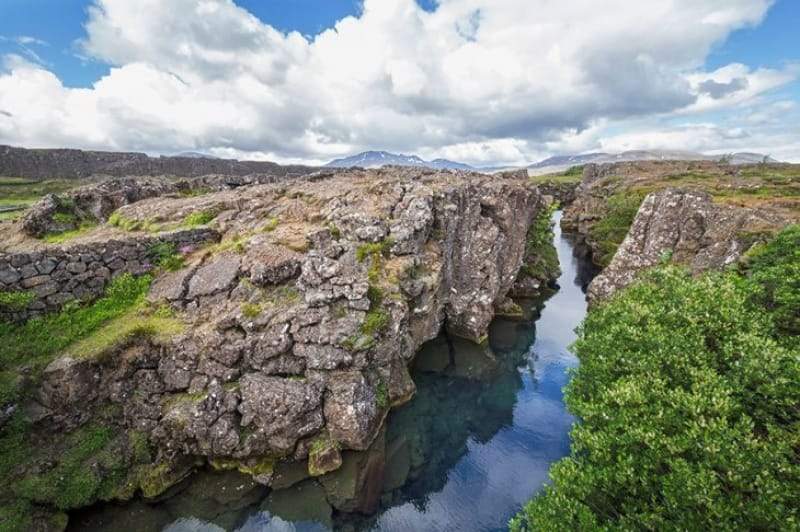 シルフラ/アイスランド