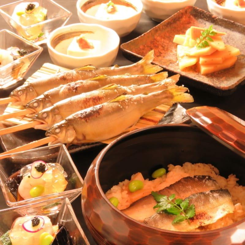 名朝どれ鮮魚と完全個室 彩粋