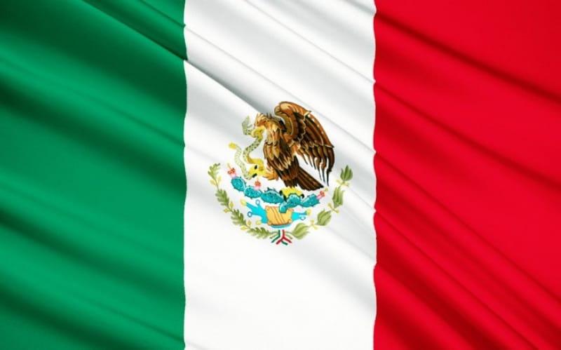 メキシコの国旗