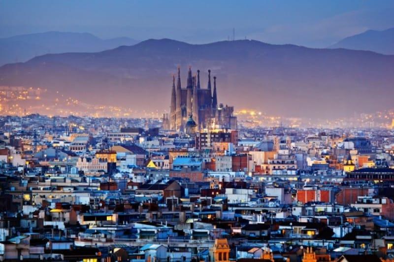 「一度は住みたい」バルセロナ