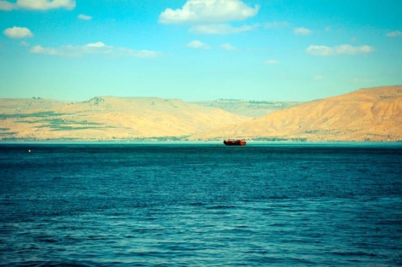 古代から守られてきた神聖なる湖