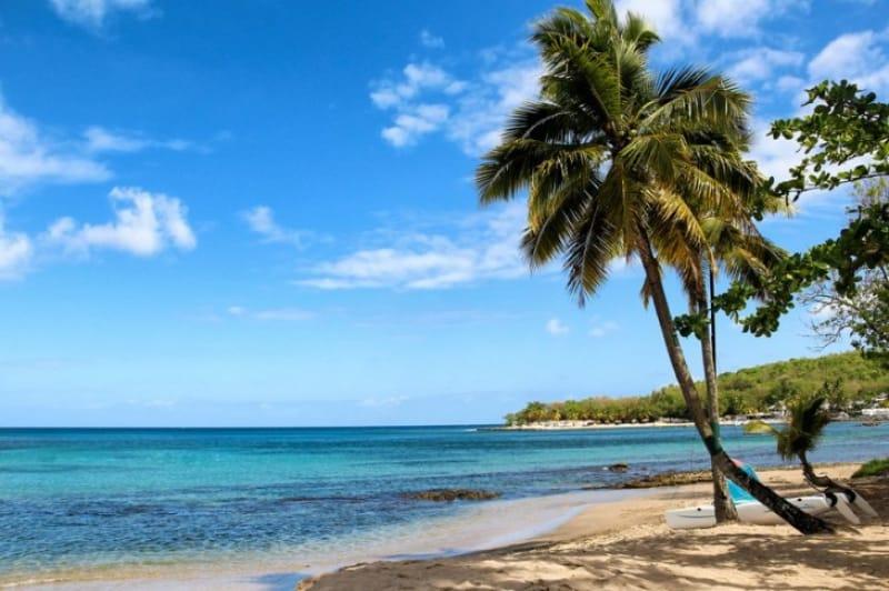 小さな観光国 セント・ルシア島