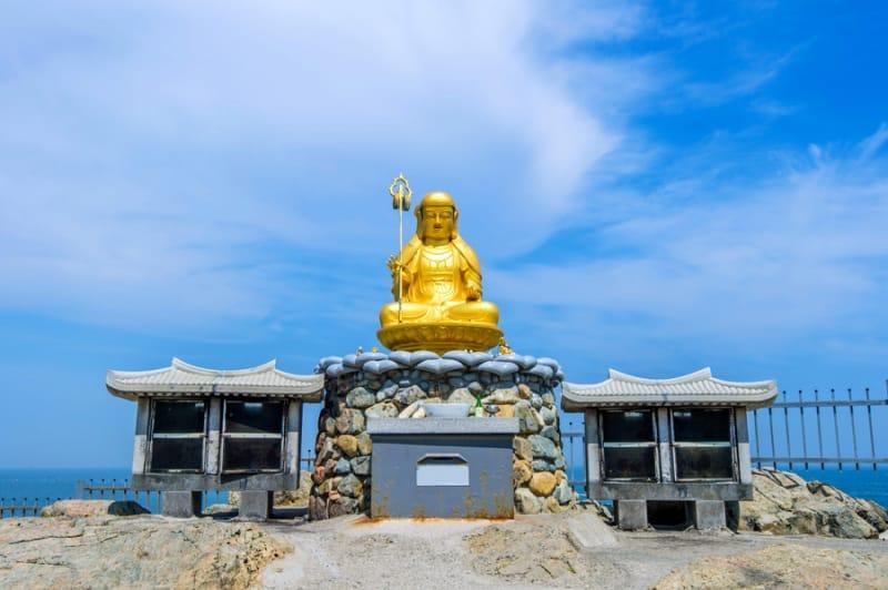 竜宮寺を彩る様々な仏様