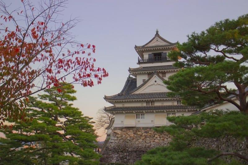 高知城はどこにある?どんな城?