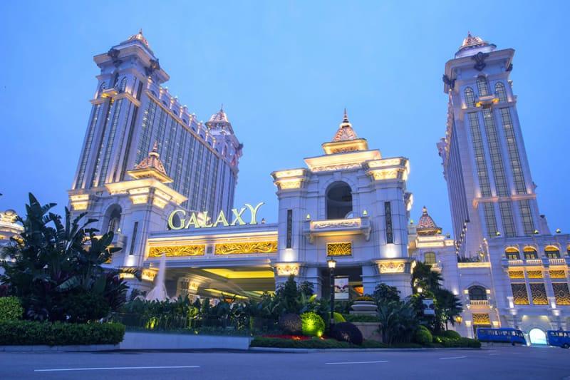 タイパ最大の複合施設・ギャラクシーマカオ