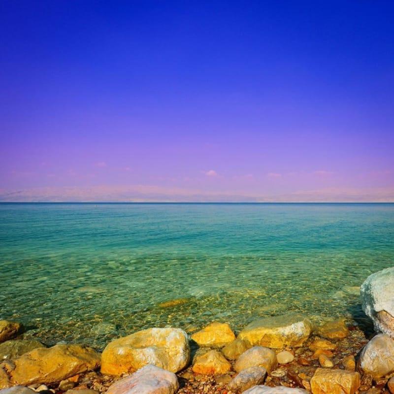 透明感のある水は神様からの贈り物