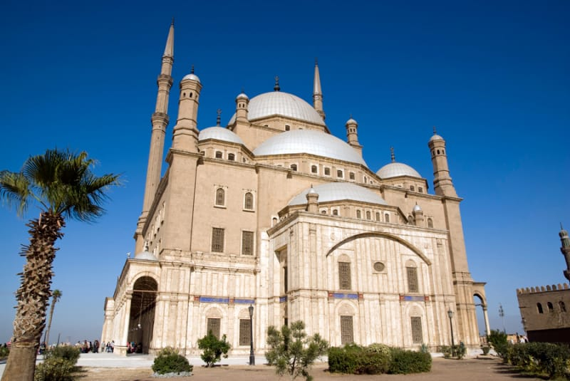 カイロのシンボル!ムハンマド・アリ・モスク