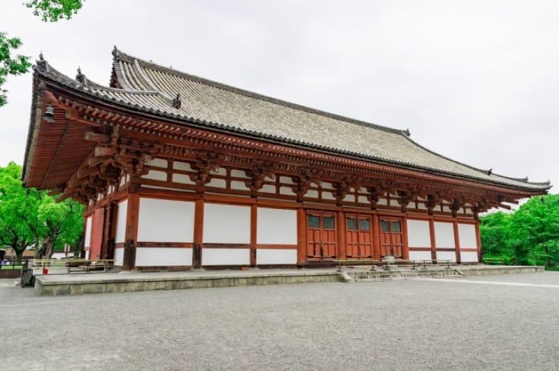 2-3.立体曼荼羅の世界、「講堂」