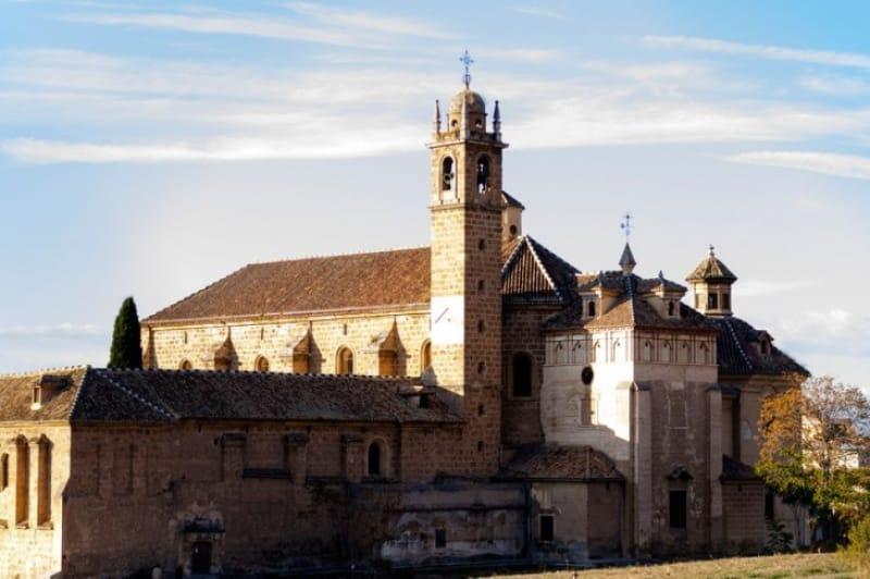 スペインを代表する修道院 カルトゥーハ修道院