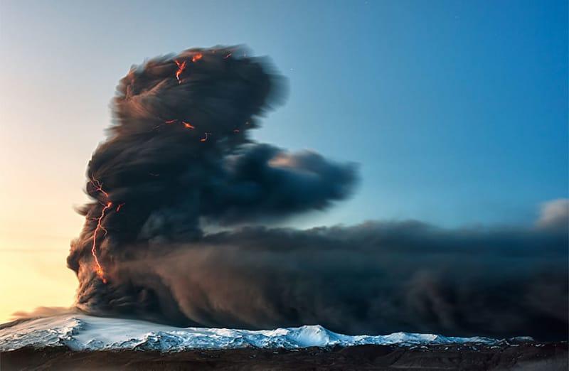 #13. 火山の噴火