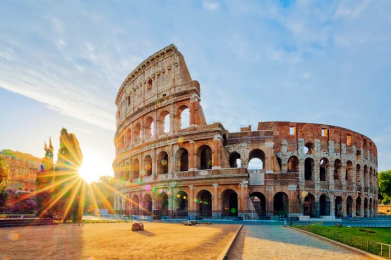 #21 コロッセオで古代ローマを感じよう