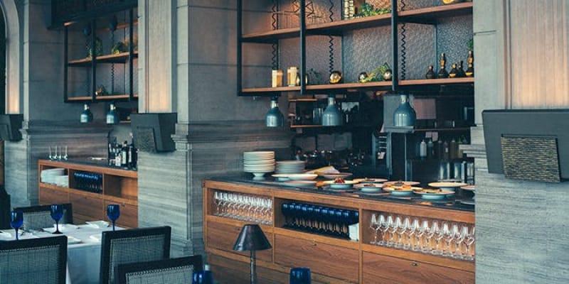 1位 個室予約可!イタリア料理「メインダイニング バイ ザ ハウス オブ パシフィック」の写真2