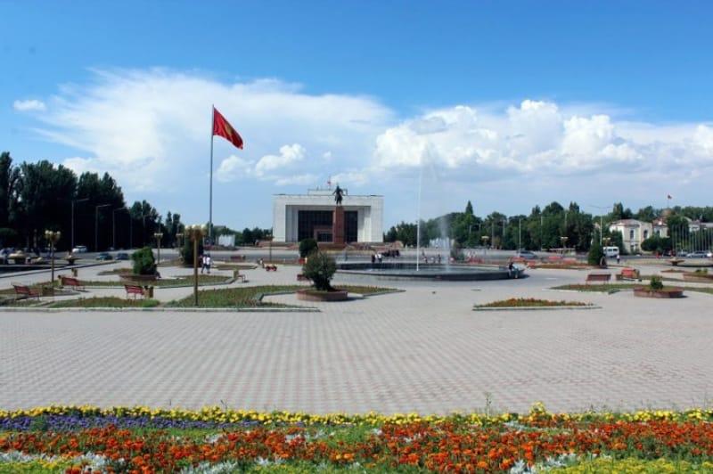 キルギスの歴史を知るならココ「国立歴史博物館」
