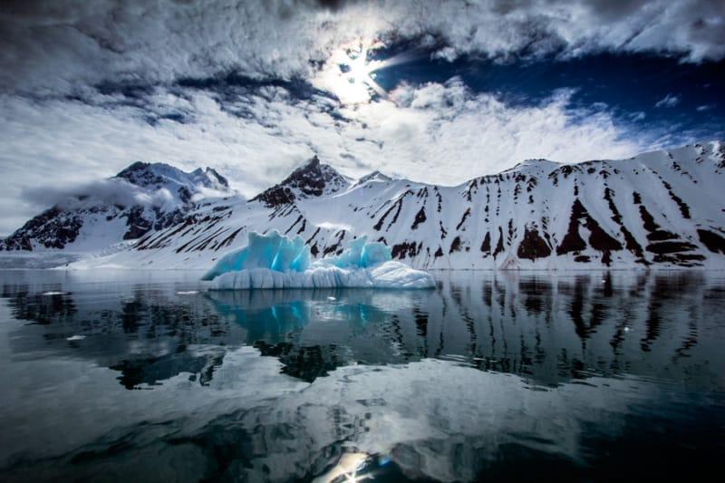 北極にも行ける!『スピッツベルゲン島』
