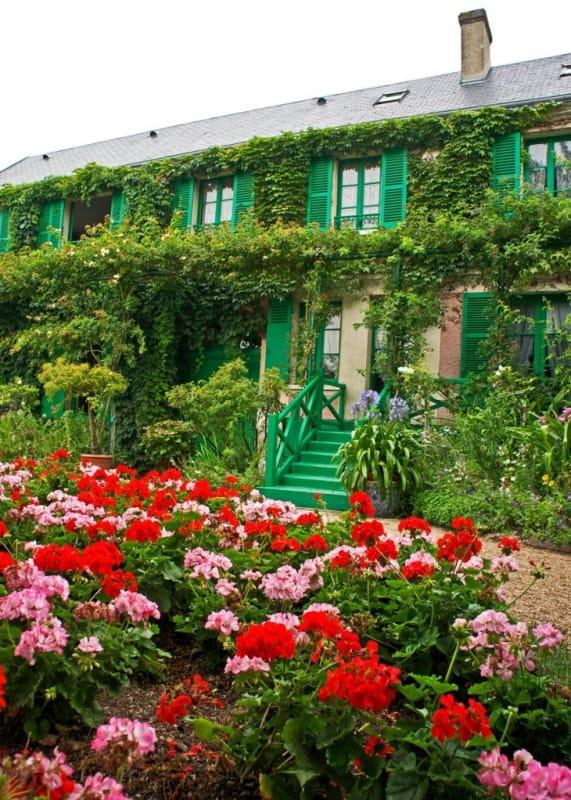 クロード・モネの邸宅と庭園