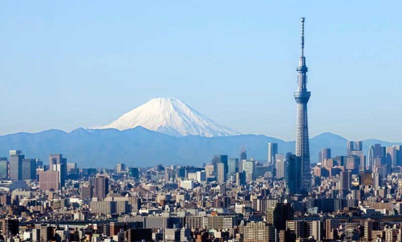 やっぱりここは外せない・東京スカイツリー