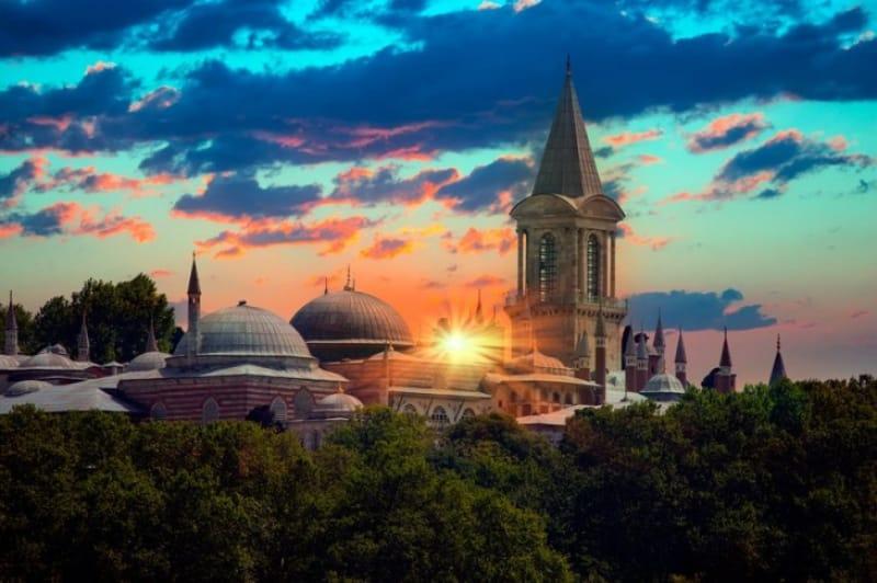 オスマン帝国の贅を尽して建てられた『トプカプ宮殿』