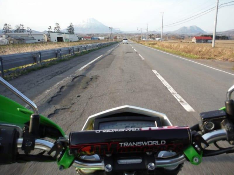 97391:バイクに乗ると10代の気持ちが蘇る