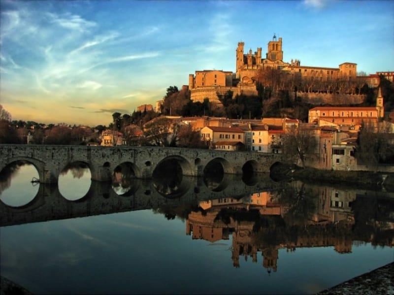 悲しき過去を持つ中世の街「ベジエ」