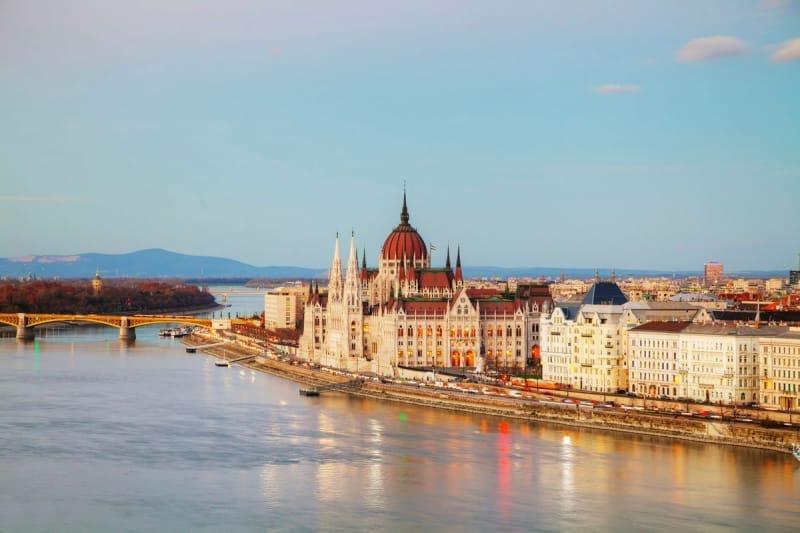 東ヨーロッパ随一の都市景観