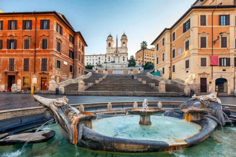 ローマ3日観光のモデルコースはこう!
