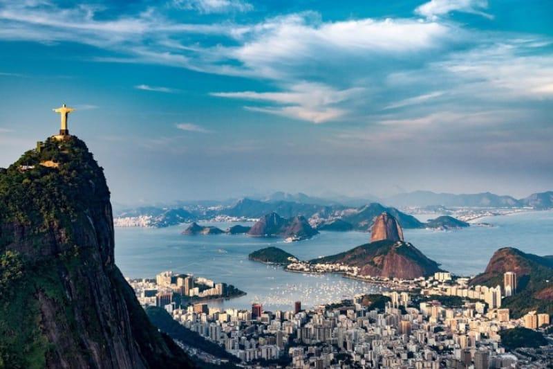 19)有数の観光名所「リオデジャネイロ:山と海との間のカリオカの景観群」(2012年登録)