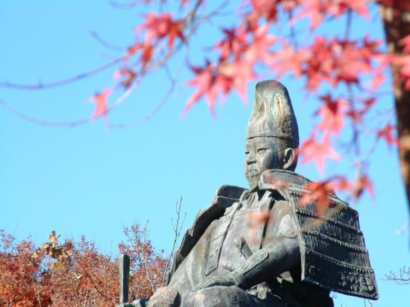 源氏山の七福神めぐりで御利益をもらいましょう