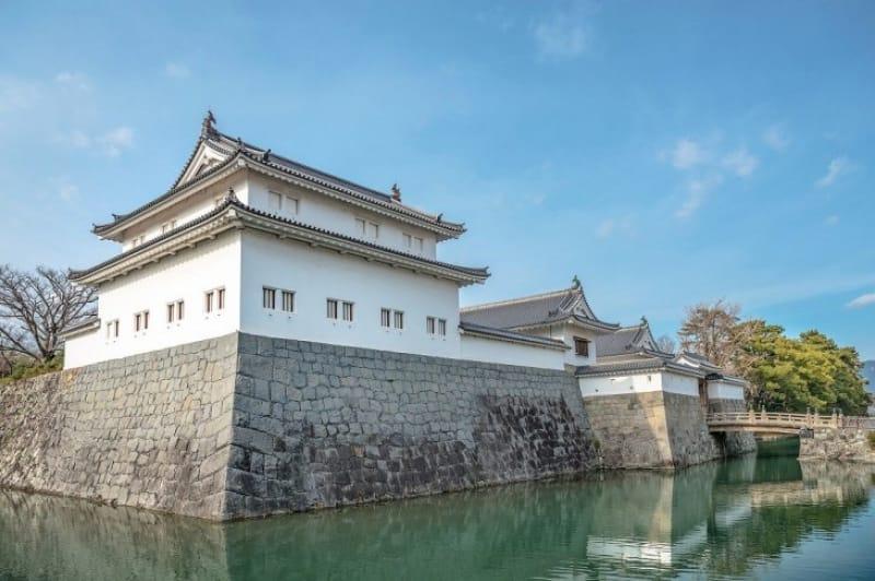 駿府城の構造