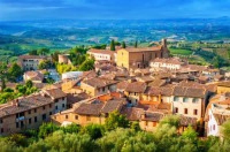 花の都フィレンツェと宿敵のライバルだったトスカーナの古都シエナの歴史 | wondertrip