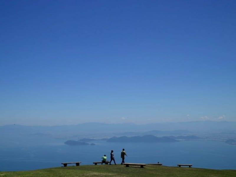 98446:マザーレイク琵琶湖、その絶景はこちら