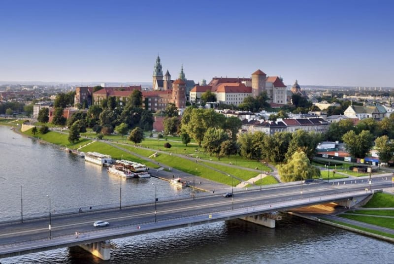 54694:クラクフの首都時代の終わりと現在
