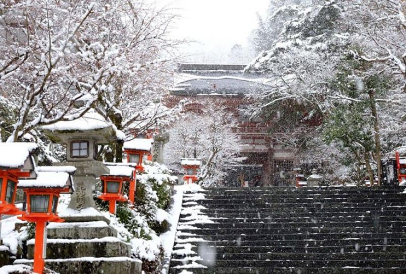 91072:鞍馬寺(鞍馬山)/京都