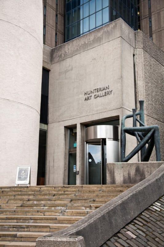 さまざまな標本が並ぶ「ハンタリアン博物館」