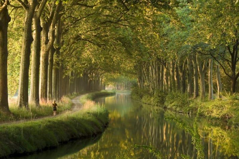 ミディ運河/フランス