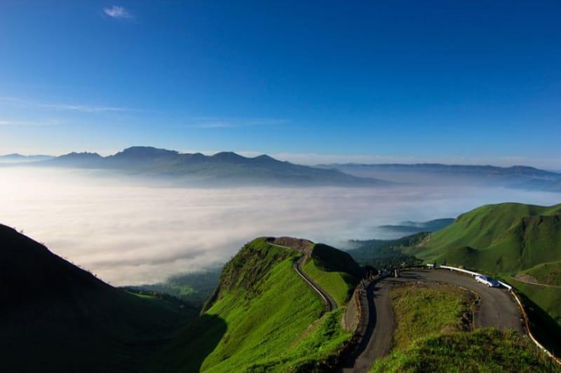 雲海、ラピュタの世界がみてみたい!