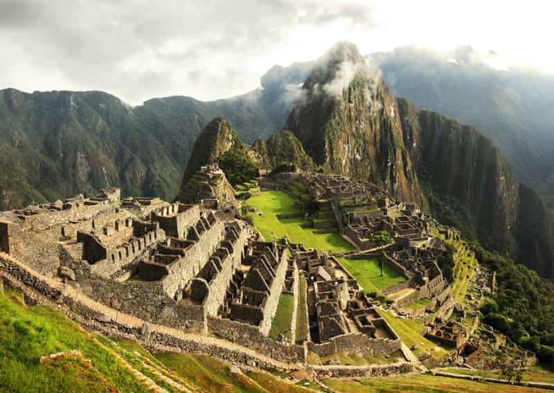 7位 ペルー/マチュ・ピチュの歴史保護区