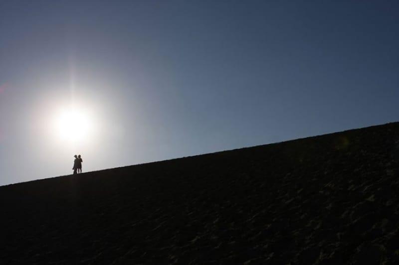 鳥取砂丘はココ