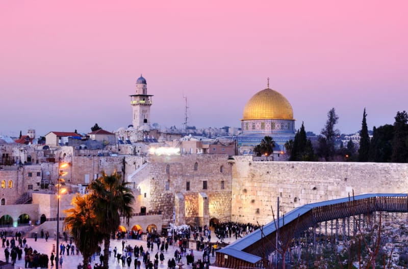 3つの宗教の聖地とされるエルサレムの始まり