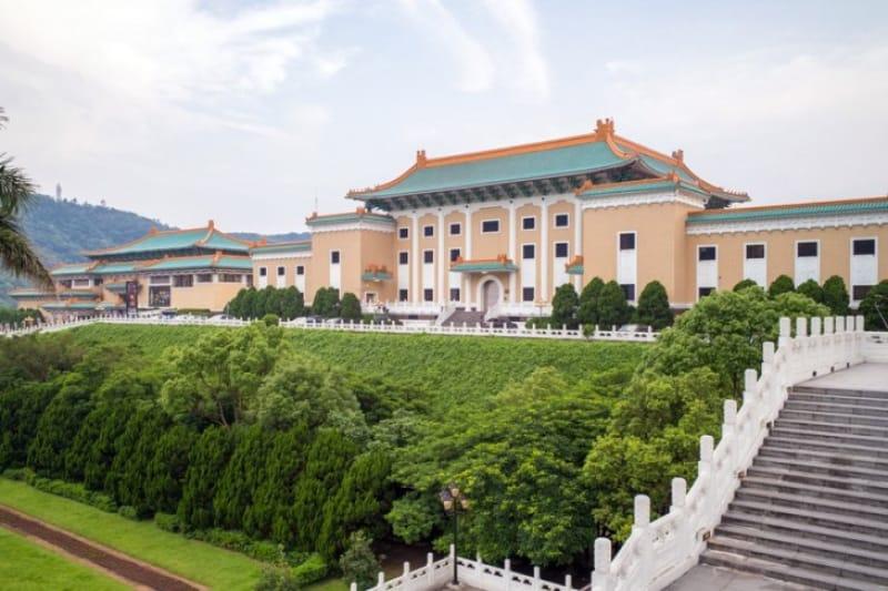 もともとは北京にあった「故宮博物院」