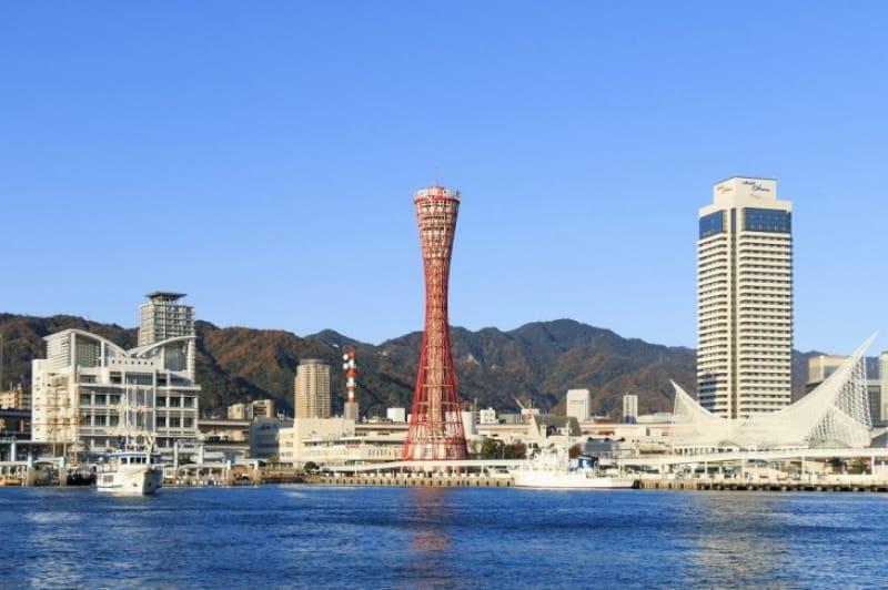 神戸港を感じられるスポット