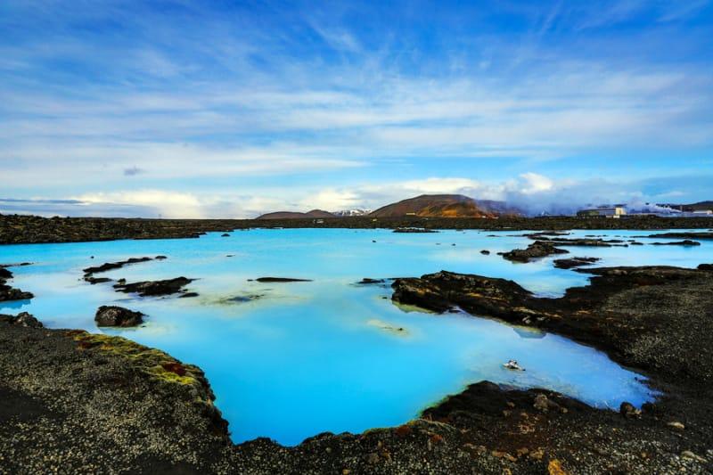 自然と人が作り上げた地上の楽園