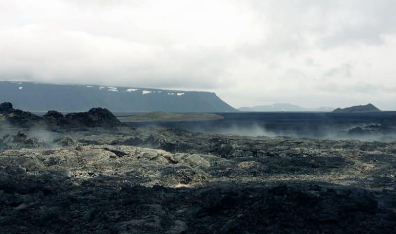 氷と火山の大地、アイスランド