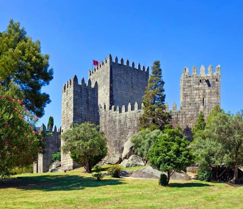 初代ポルトガル国王が生まれたギマランイス