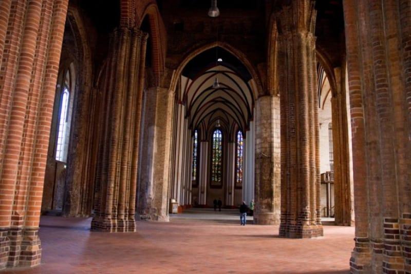 地元民に愛された大聖堂