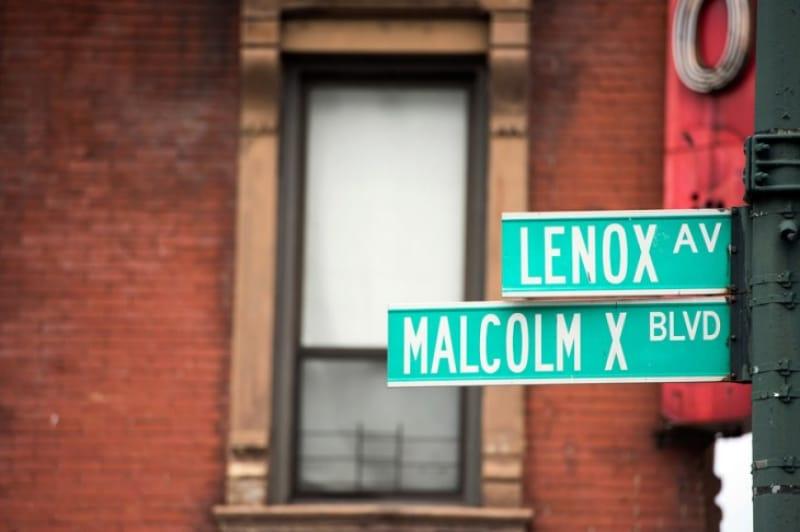 ストリートに名前が使われているハーレム